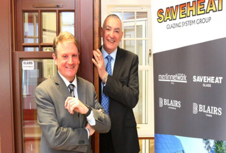 Blairs Aluminium becomes part of the Saveheat group
