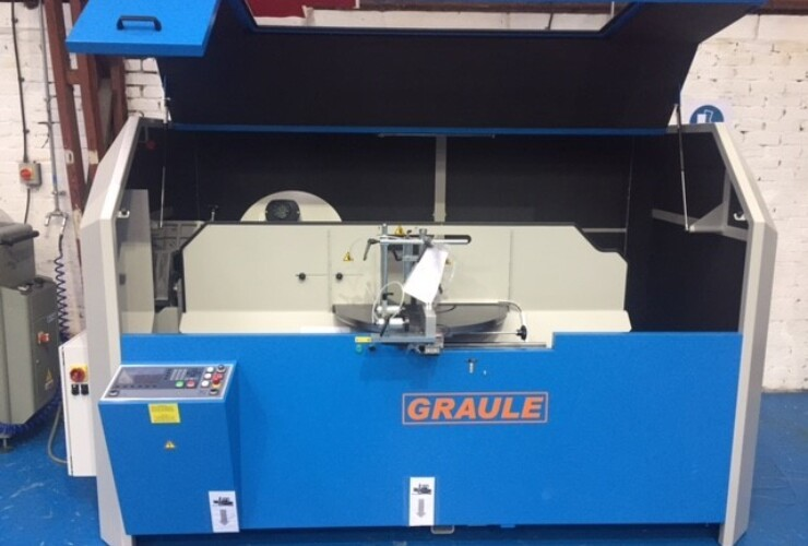 Our New Notching Saw – Graule AS-P 650