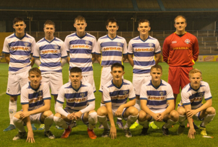 Blairs sponsor Morton Under 20s